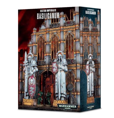 Warhammer 40K: Kill Team - Sector Imperialis Basilicanum
