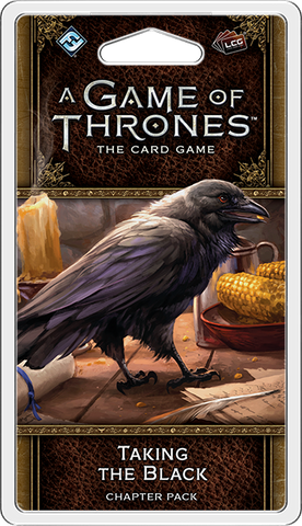 GOT LCG (2nd Ed): Pack 01 - Taking the Black