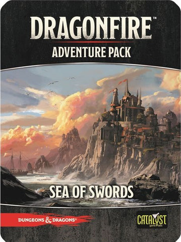 D&D: Dragonfire DBG - Sea of Swords