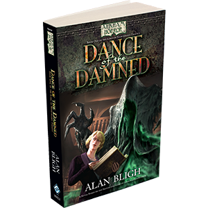 AH Novel: The Lord of Nightmares Trilogy 01 - Dance of the Damned