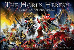 WH The Horus Heresy: Burning of Prospero