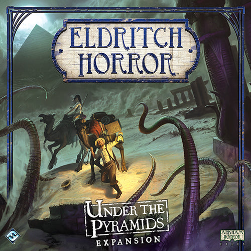 Eldritch Horror - Exp 04: Under the Pyramids