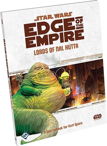 Star Wars: RPG - Edge of the Empire - Supplements - Lords of Nal Hutta