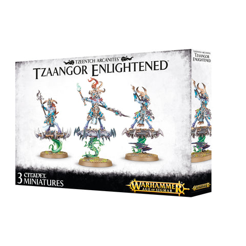 Warhammer Age of Sigmar: Tzeentch Arcanites - Tzaangor Enlightened