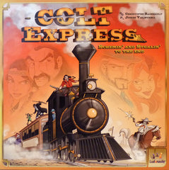 Colt Express - Boardgame Space - 1