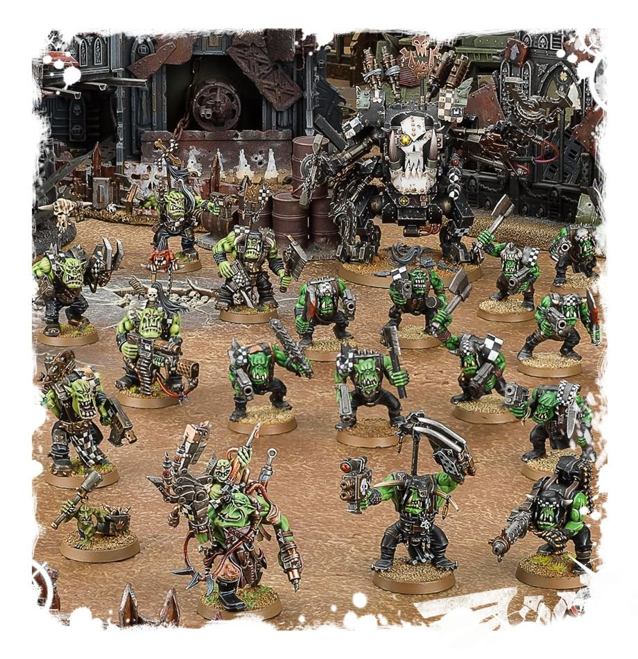 WH 40K: Orks - Start Collecting!