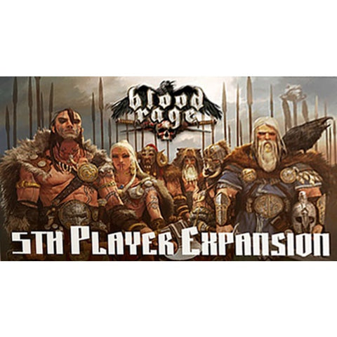 Blood Rage - 5th Player Expansion