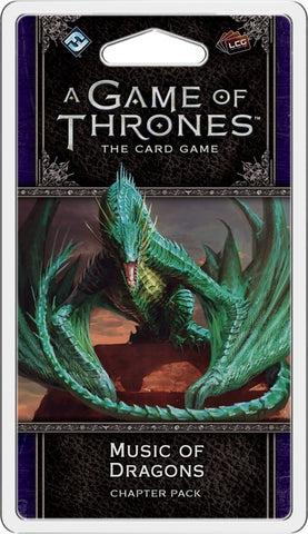GOT LCG (2nd Ed): Expansion 33 - Music of Dragons