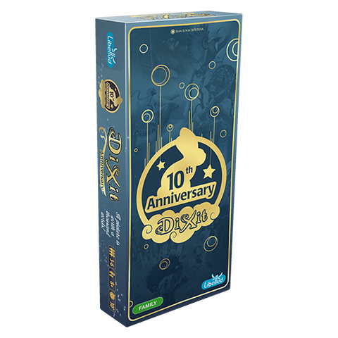 Dixit - Vol 10: 10th Anniversary Ed.