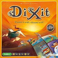 Dixit - Boardgame Space - 1