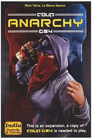Coup Rebellion G54 - Anarchy