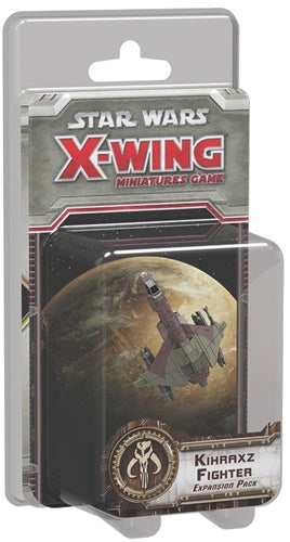 Star Wars: X-Wing - Kihraxz Fighter (Scum)