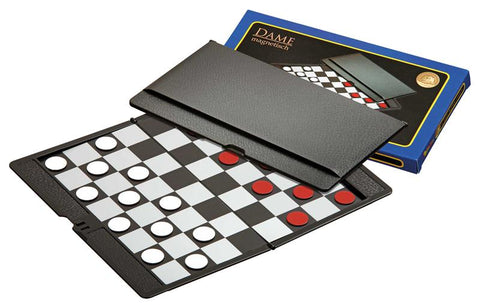 Checkers: Philos - Travel, Magnetic