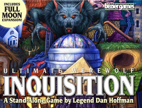 Ultimate Werewolf - Inquisition