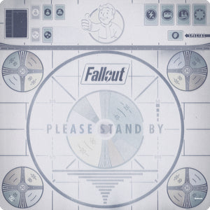 Fallout - Gamemat: Please Stand By