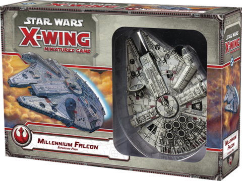 Star Wars: X-Wing - Millennium Falcon (Rebel)