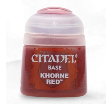 Citadel: Base - Khorne Red