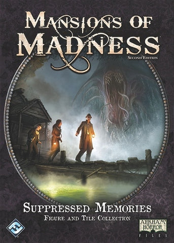Mansions of Madness (2nd Ed) - Vol 02: Suppressed Memories