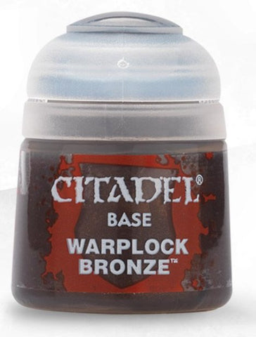 Citadel: Base - Warplock Bronze