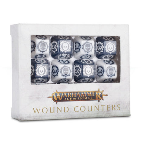 Warhammer Age of Sigmar: Wound Counters
