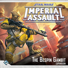 Star Wars: Imperial Assault - The Bespin Gambit Campaign