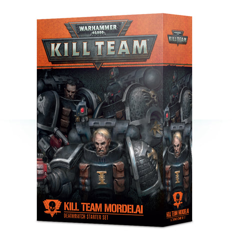 Warhammer 40K: Kill Team - Mordelai