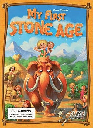 My First Stone Age - Boardgame Space - 1
