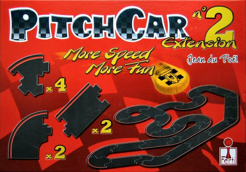 PitchCar - Extension 2 - More Speed More Fun