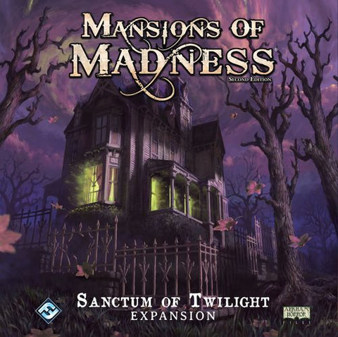 Mansions of Madness (2nd Ed) - Vol 05: Sanctum of Twilight