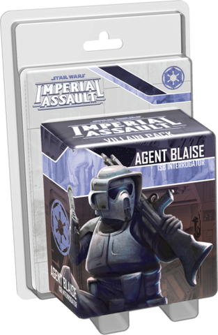 Star Wars: Imperial Assault - Agent Blaise (Villan)