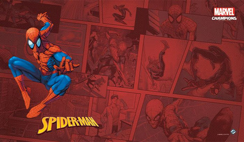 Marvel LCG - Playmat - Spider-Man