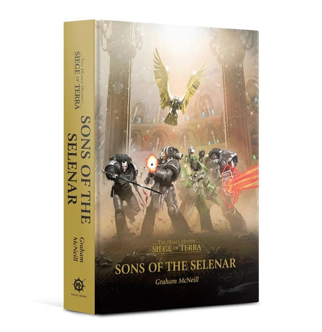 Horus Heresy: Seige of Terra - Sons of the Selenar