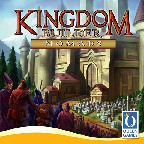 Kingdom Builder - Exp 01: Nomads