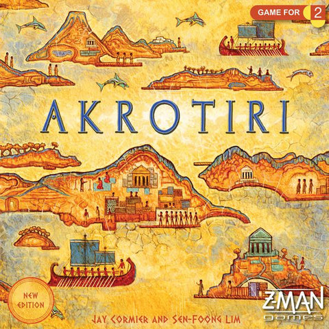 Akrotiri (Revised Edition)
