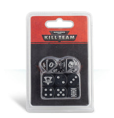 WH 40K: Kill Team - Deathwatch Dice Set