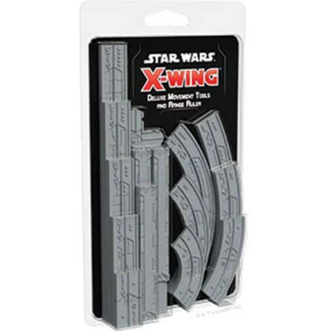 Star Wars: X-Wing 2nd Ed - Deluxe Movement Tools & Range Ruler