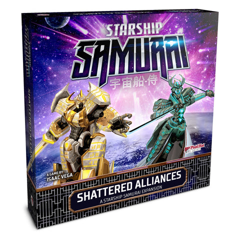 Starship Samurai: Shattered Alliances