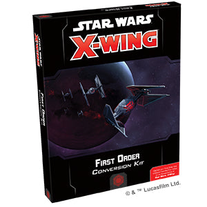 Star Wars: X-Wing (2nd Ed) - Conversion Kit - First Order