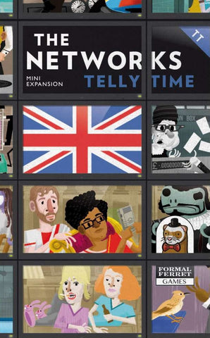 The Networks - Telly Time