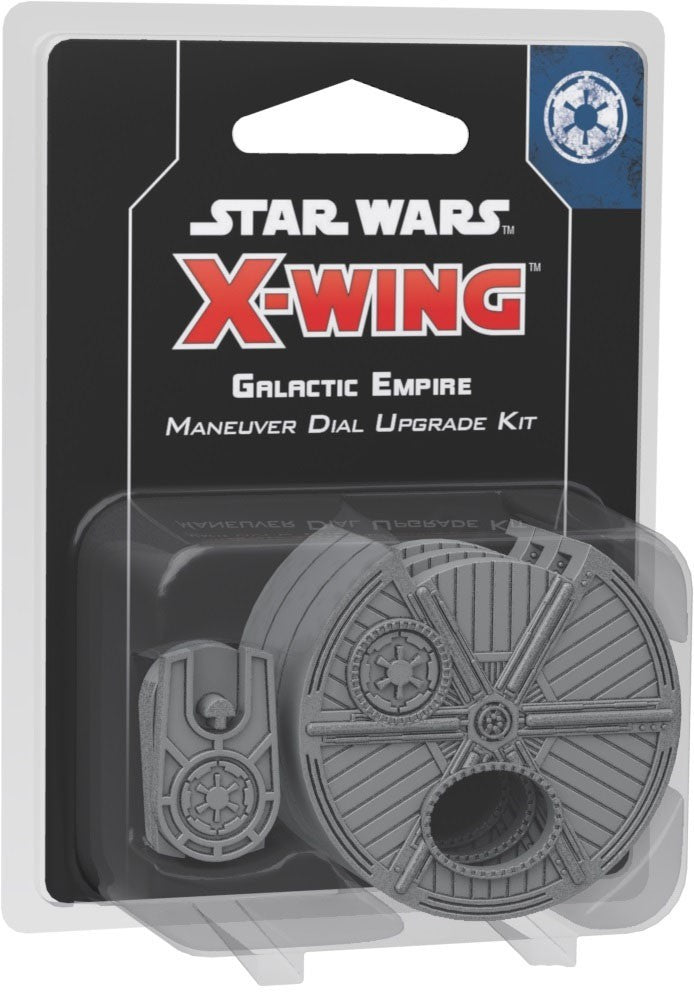 Star Wars: X-Wing (2nd Ed) - Accessories - Maneuver Dial - Galactic Empire
