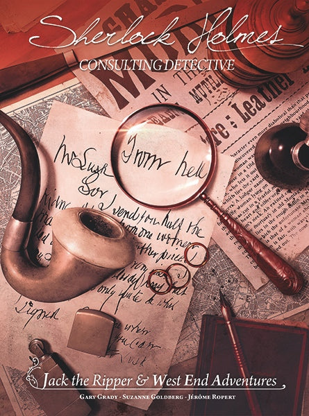 Sherlock Holmes CD - Vol 02: Jack the Ripper & West End Adventures
