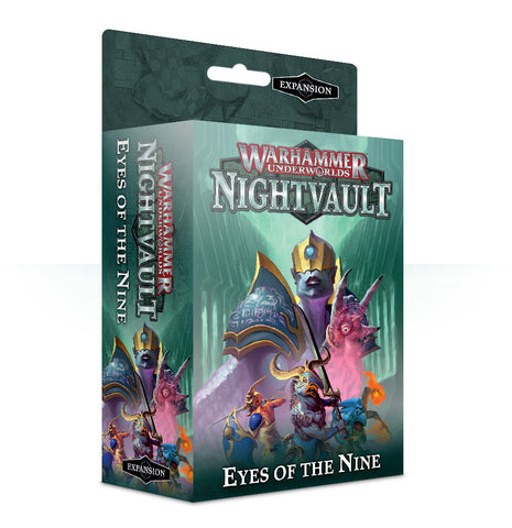 WH Underworlds: Nightvault - Eyes of the Nine