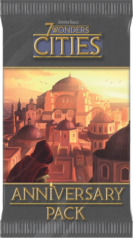 7 Wonders - Anniversary Packs: Cities