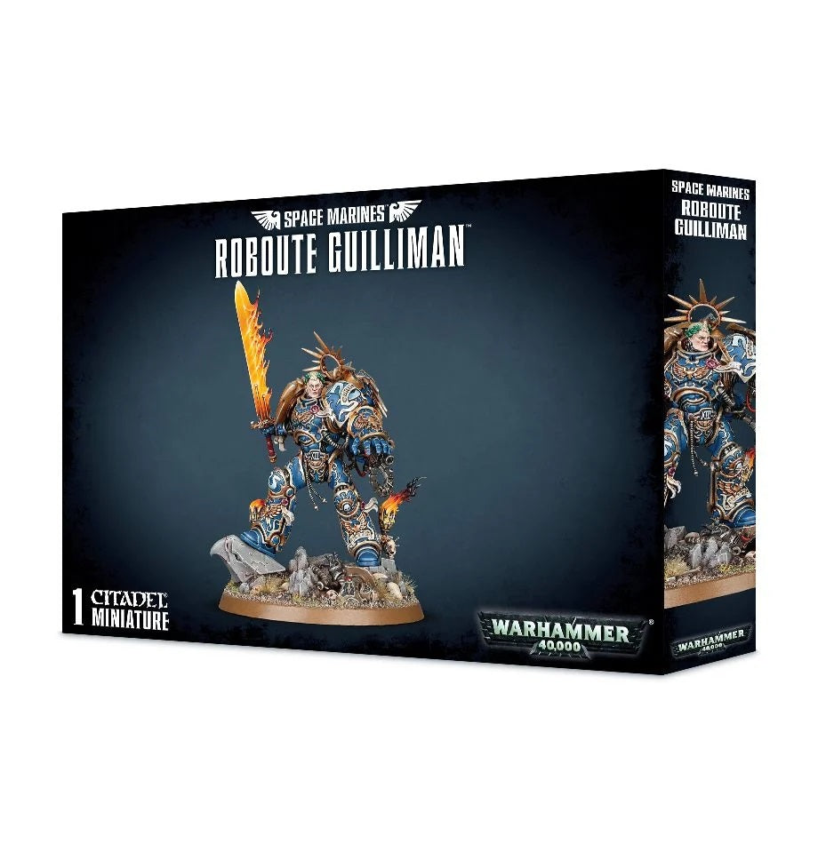 WH 40K: Space Marines - Roboute Guilliman