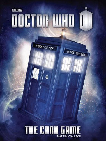 Doctor Who Card Game (2nd Ed)