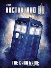 Dr. Who Card Game (2nd Ed.)