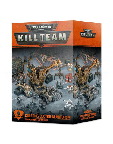 WH 40K: Kill Team - Killzone - Sector Munitorium