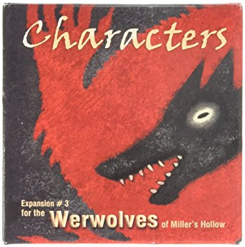 Werewolves of Miller's Hollow - Character