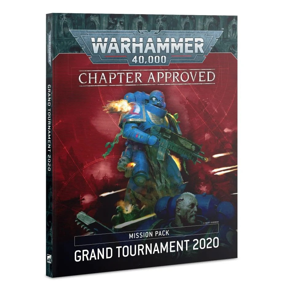 WH 40K: Chapter Approved (2020 Ed.) - Grand Tournament 2020