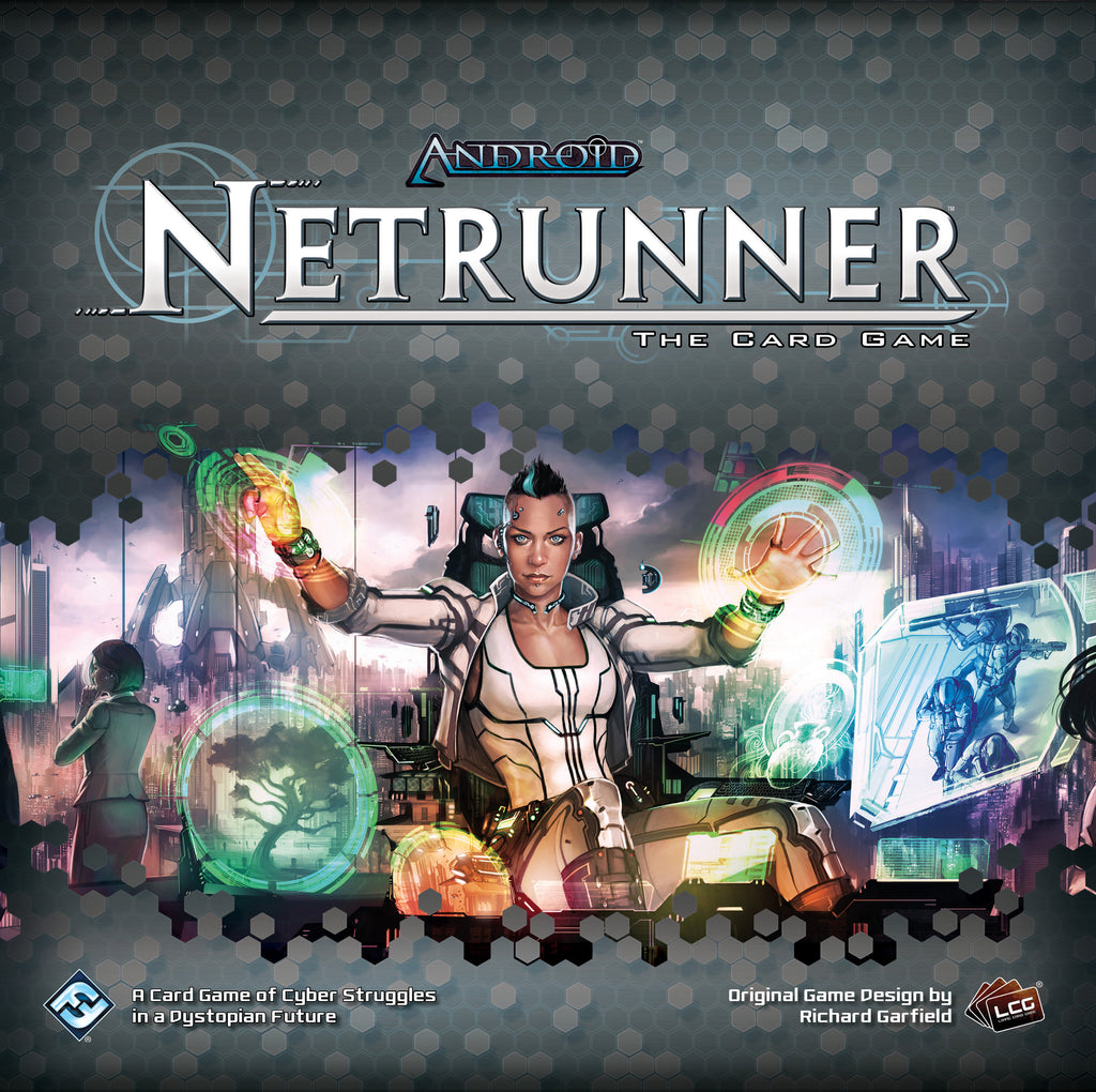 Android: Netrunner: Revised Core (AN LCG)